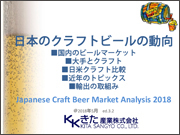 Japanese Craft Beer Market Analysis 2018